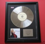 KATHERINE JENKINS - Living A Dream CD / PLATINUM PRESENTATION DISC